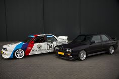 E30 BMW M3 DTM & Sport Evo. Best friends... by mvandijke30, via Flickr