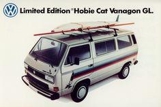 Volkswagen Vanagon GL - Hobie Cat Ed
