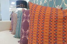 Entomology cushions