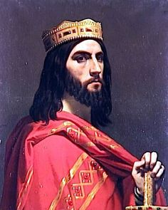 Dagobert Ier (vers 602 - 19/01/639) - Fils de Clotaire II - Dynastie des Mérovingiens