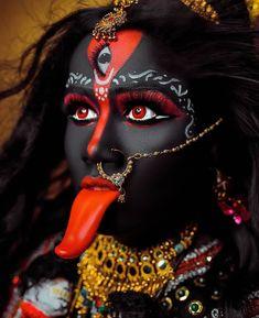 Happy Navratri to all JAI MAA KALI 🙏 Goddess DURGA ! She is one of the most powerful Goddess according to hindu Orthodox as… Kali Hindu, Kali Mata, Mahakal Shiva, Krishna, Lord Shiva, Lord Durga, Rudra Shiva, Maa Durga Photo, Maa Durga Image