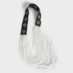 Beaded Warrior Necklace - DARA Artisans