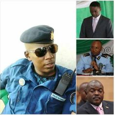 ENGLISH VERSION: #Burundi's #Uwamuhoro is human afterall?   Reflection Uwamahoro is really a human being who can be afraid like everyone else? Uwamahoro had thought that the day he falls will be the day when the system will collapse that on that day he would sell his skin dearly and that he would kill a max of Mujeris [nickname given to a certain category of the Population by the proponents of power] before capitulating. He told himself that he was going to carry out spectacular operations…