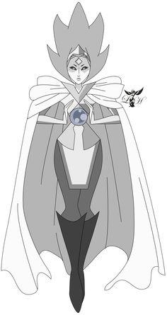 White Diamond Steven Universe
