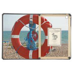 Summer At The Beach iPad Air Cover