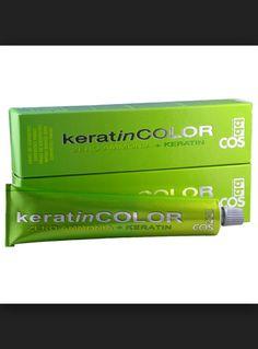 Ammonia free moisturising hair colour
