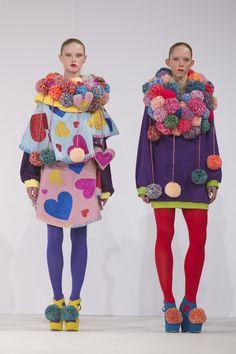 Fashion Studio Magazine: Graduate Fashion Week 2013 - WILTSHIRE: Hannah Rebecca Brown.