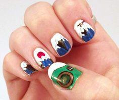 Hobbit Nails