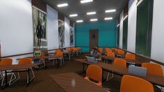 Propostas da novas salas de aula- Porto Alegre - RS Projeto Arquiteto Marcelo Gindri Rigotti
