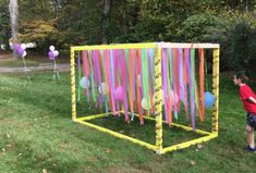 Field Day Games For Kids Discover Backyard Obstacle Course Party for Kids Backyard Obstacle Course Ideas - electroshock Obstacle Course Party, Backyard Obstacle Course, Obstacle Course For Toddlers, Backyard For Kids, Backyard Games, Diy For Kids, Party Ideas For Kids, Backyard Playground, Backyard Birthday Parties