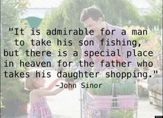 A Tribute to Father's Day:  Quotes About #Fatherhood Fathers Day Quotes on simplyjune.org #fathers #dad #quotes