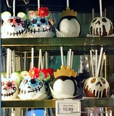 Photo Tour and Specialty Eats: Halloween Time at Disneyland Resort | the disney food blog