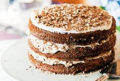 Savory magic cake with roasted peppers and tandoori - Clean Eating Snacks Food Cakes, Mini Cakes, Cupcake Cakes, Cupcakes, Nake Cake, Sara Foster, Hummingbird Cake Recipes, Desserts Ostern, Easter Desserts