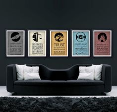 Divergent Factions Inspired Set  MOVIES by CinnamoonStudios, $50.00