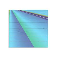 Kunst auf Holzbohlen MWL Design 60 x 60 cm  von Wohndesign und Accessoires MWL Design NL auf DaWanda.com