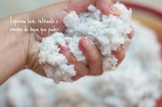 Receita da massa de papel machê (parte 2)