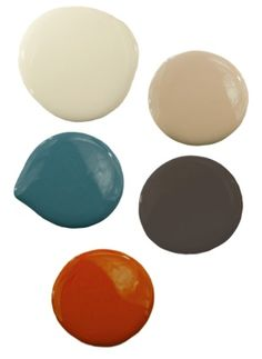 Living room color palette idea -these are the colors of my living room I love them! 3 Living Rooms, Living Room Colors, Living Room Decor, Bedroom Colors, Dining Room, Colorful Decor, Colorful Interiors, Green Colour Palette, Colour Palettes
