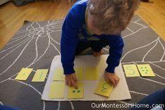 Numeral & Quantity memory game