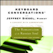 Keyboard Conversations with Jeffrey Siegel combine the virtuosity and poetry of a world-class pianist with entertaining commentary to create a magical concert experience. His lively, engaging insights and captivating performances make listening an enthralling experience for all music lovers.