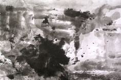 William Preston Sumi-e Painter Ink Art Chinese Watercolor Painting