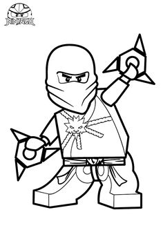 Lego Ninjago Coloring Pages | Bratz Coloring Pages
