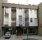 Saray Sokak Saray Apartman'ımızın geniş açıdan dış cepheye ait görüntüsü.