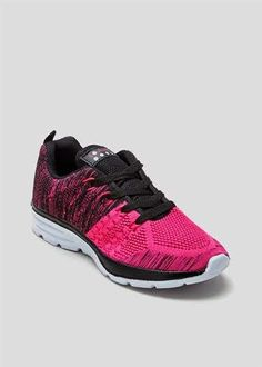 Souluxe Knitted Lace Up Trainers http://www.uksportsoutdoors.com/product/under-armour-womens-fitness-shorts-sport-play-up/