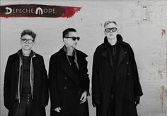 """Depeche Mode - Depeche Mode """"Global Spirit Tour"""" 2017-2018"""