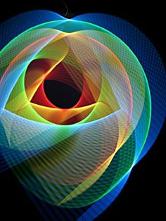 Abstract Digital Art, Abstract Art, Turquoise Art, Lights Fantastic, Geometry Pattern, Kinetic Art, Pattern Illustration, Whimsical Art, Fractal Art