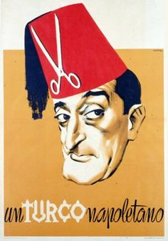 Napolitano movie poster...Toto you legend!
