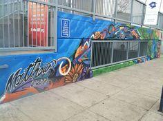 provider Graffiti Murals