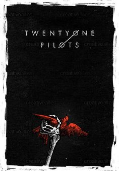 TWENTY+ONE+PILOTS+Poster+by+Domestic+Society+on+CreativeAllies.com