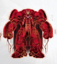 The Avengers: Age of Ultron - Iron Man /  Hulk Buster *