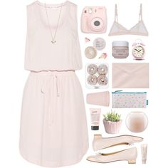 """""""PINK"""" by hiddlescat on Polyvore"""