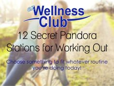 12 Secret Pandora Stations To Work Out Harder by Escape The Matrix - Your workout music should be personal yet would encourage you to go on further and push forward. Great list of artist here to listen to while working out. Jlo is my fave among them.