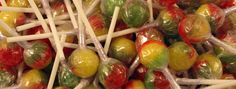 Traffic light lollies were always a treat after school swimming lessons. Pocket…