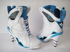 Nike Air Jordan Heels http://www.buydunkhighheels.com/authentic