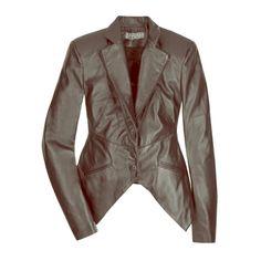 Flash Saleaminaka Wilmont Leather Jacket