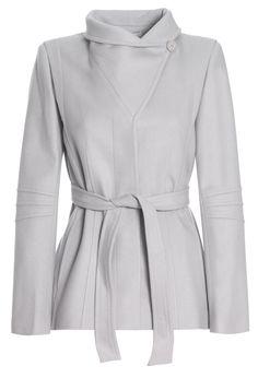 McArthurGlen Designer Outlets in United Kingdom Belted Coat, Reiss, Christmas Ideas, Branding Design, Grey, Style, Fashion, Gray, Swag