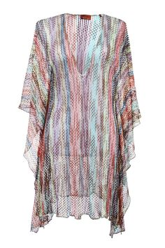 #Missoni #poncho #dress #summer #beach #Fashion #Designermode #vintage #Clothes #Secondhand #OnlineShop #MyMint