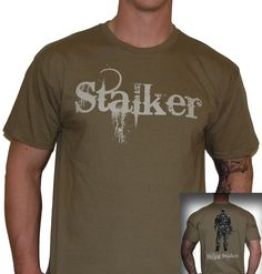 Men's bowhunting string stalker shirt!