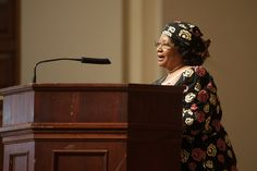 Malawi's former President, Joyce Banda delivered a Lecture at the University of Redlands' Homecoming and Parents Weekend Celebration.