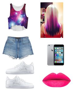 """""""Untitled #8"""" by cuchiplasti on Polyvore featuring beauty, T By Alexander Wang and NIKE"""