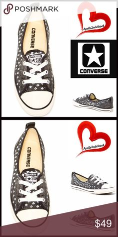 CONVERSE BALLET SNEAKERS **Additional Details & Photos will be added soon** NEW WITH TAGS RETAIL PRICE:   ITEM:   *   *   *   *   *   *    Material:  Color:  Item#:   No Trades ✅ Offers Considered*✅ *Please use the blue 'offer' button to submit an offer. Converse Shoes Sneakers