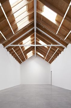 Parrish Art Museum / Herzog & de Meuron #wood