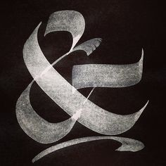 ampersand calligraphy - Поиск в Google