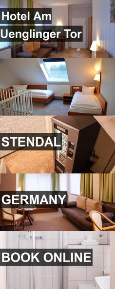 Hotel Am Uenglinger Tor in Stendal, Germany. For more information, photos, reviews and best prices please follow the link. #Germany #Stendal #travel #vacation #hotel