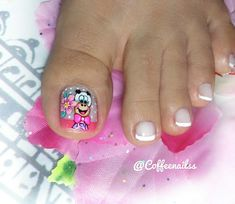 Toe Nail Art, Toe Nails, Nails For Kids, Magic Nails, Toe Nail Designs, Fabulous Nails, Finger, Nail Polish, Pedicures
