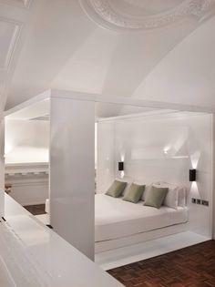 clv2 parete soffitto large | Viabizzuno progettiamo la luce