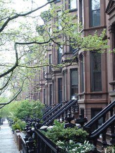 Beautiful Brooklyn Brownstones